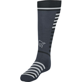 Norrøna Lyngen Light Weight Merino Socks cool black